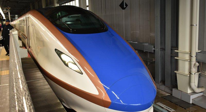 Rapid Train - Kanazawa to Kyoto